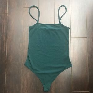 Pretty Little Thing Ribbed Bodysuit